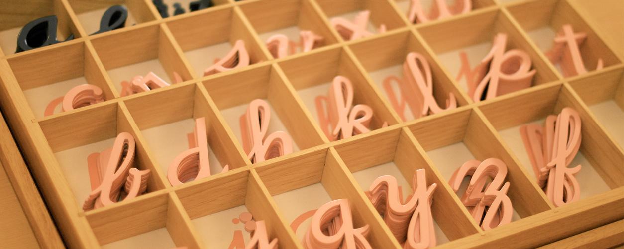 cursive letters image